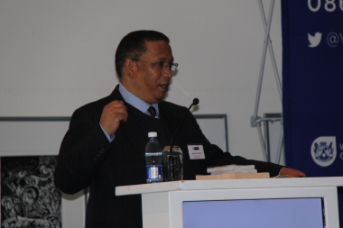 Minister Meyer at 2018 Fiscal Policy Seminar