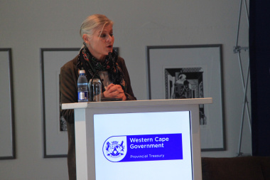 Nicky Weimar at 2018 Fiscal Policy