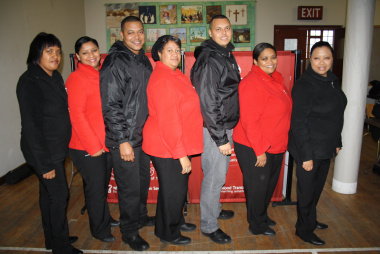 The Western Province Blood Transfusion Service team hosted a Blood Buzz in the Grobbelaarsaal in Hermanus on the 14th of June 2018 in light of World Blood Donor Day and National Blood Donor Month.