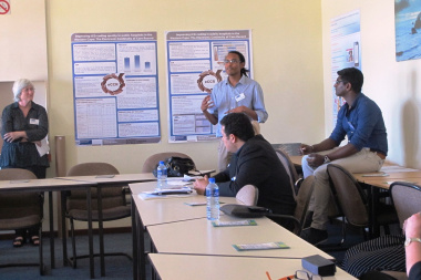 """The annual Provincial Research Day was held at Lentegeur Conference Centre on 24 October 2014 with participants from the Western Cape vigorously discussing the Theme """"Translating Research Into Policy and Practice."""" Foto: Virginia Zweigenthal"""