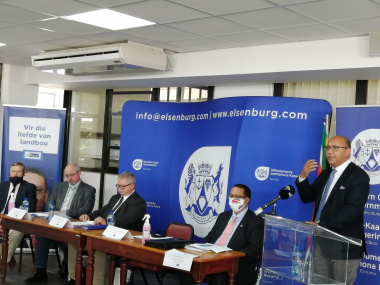 Western Cape Department of Agriculture meets Agri-SA