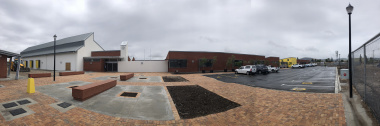 New school.