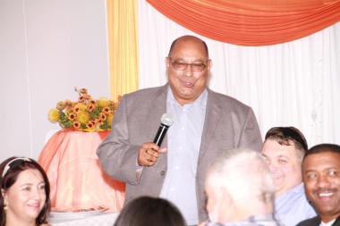 Desmond Hufkie Speech (Retired)