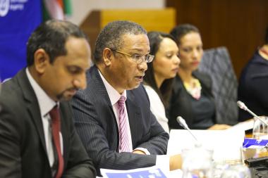 Minister Meyer