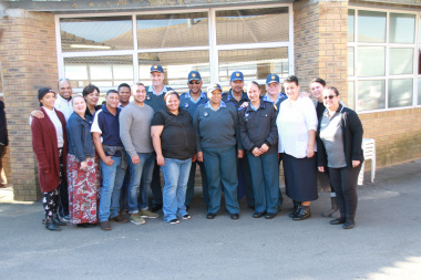 Gene Louw Staff and EDL-Students