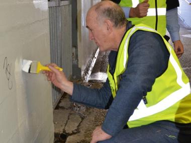 Minister Carlisle Dedicates 67 Minutes to Newlands Train Station Refurbishment