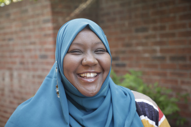 Insaaf Mohammed thankful for life after surviving her traumatic ordeal with COVID-19.