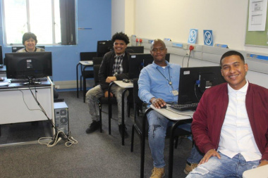 IT hardware team