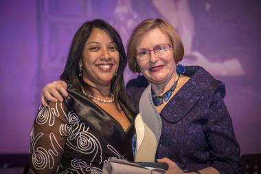 Best Public Service Leader: Jacqueline Samson Swartz