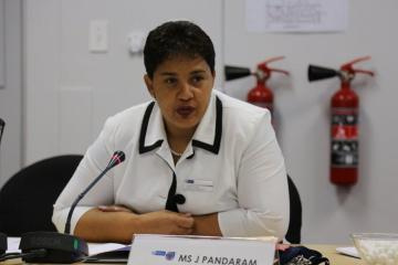 Jacqueline Pandaram