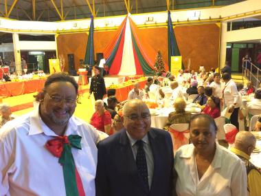 Joseph Pillay, MEC,Carol Pillay