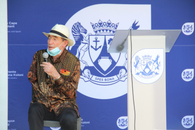 Justice Albie Sachs shares some of his experiences and memories of the building.