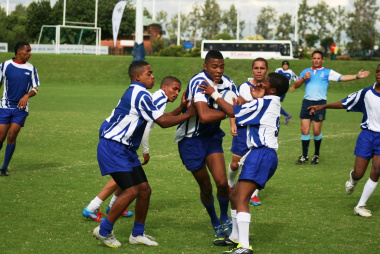 Kasselsvlei won their u16 rugby derby encounter against Weston 24–0.