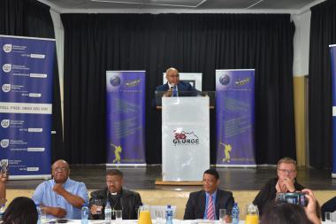 Keynote speech by Minister Albert Fritz