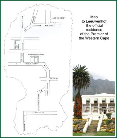 Leeuwenhof road map