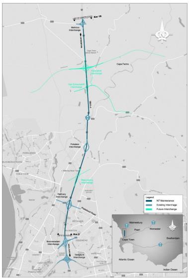 Locality plan