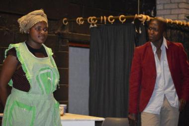Lubongolwethu Drama Group from Khayamandi