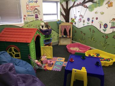 Malmesbury Play Therapy Room
