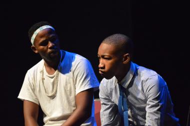 Mbeweni Nkwenkwezi showing their emotional production Unendlebe Nje Unetyala