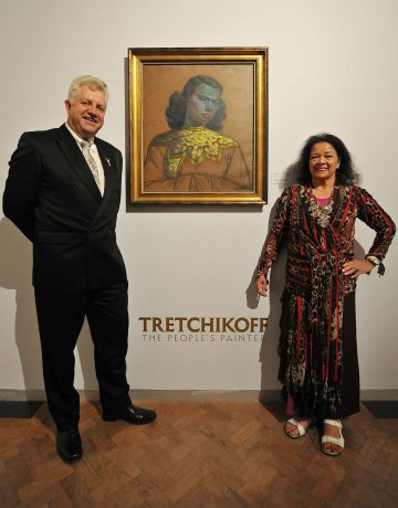 Minister Alan Winde Urges Capetonians to Visit the Tretchikoff Exhibition