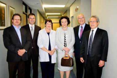German Company Donates Further Ten Million Rand towards Endoscopic Training