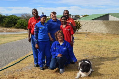 Melkbos Cultural Facility staff proudly contributed to the success of the workshop