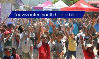 youth had a blast