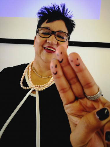 Minister Sharna Fernandez supports World Foster Day