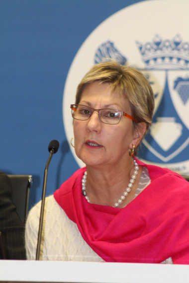 Minister Anroux Marais aims to improve the long-term well-being of youth.