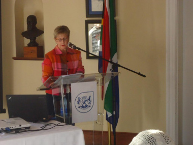Minister Anroux Marais invited stakeholders to actively participate in discussions.