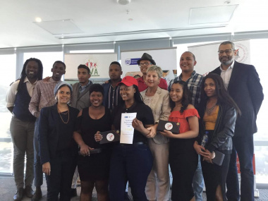 """Minister Anroux Marais was one of the judges and hailed the event as """"inspiring and rewarding."""""""