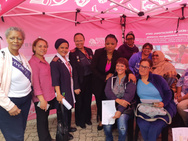 PinkDrive Breast Mobile Unit