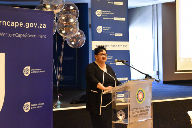 Minister Fernandez launches 365 Days of Activism for No Violence Against Women and Children