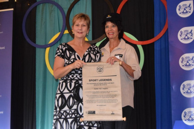 Minister Marais acknowledged 71-year old Toy Ungerer