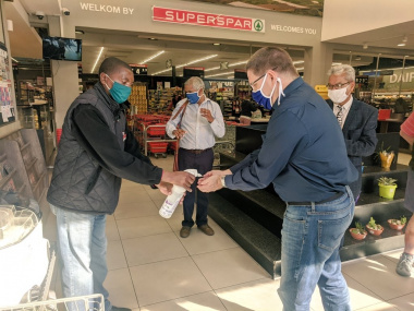 Minister Maynier visits businesses in Ceres,Witzenberg