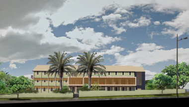 Mossel Bay shared government offices building project begins.