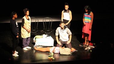 Most Wanted captivated the audience with an emotional production – 'n Myl in my skoene