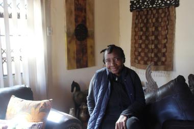 Mrs Ntuthu Sonjica