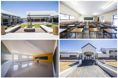 Newly constructed schools
