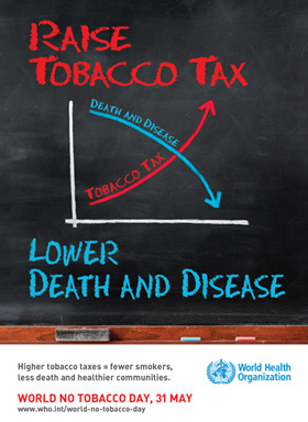 World No Tobacco Day 2014