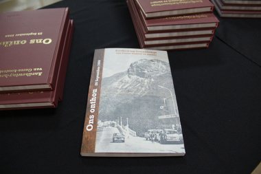 Ons Onthou 29 September 1969 is on sale at the Ceres Transport Riders Museum.