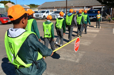 Traffic Law Enforcement will focus on child road safety during October Transport Month.