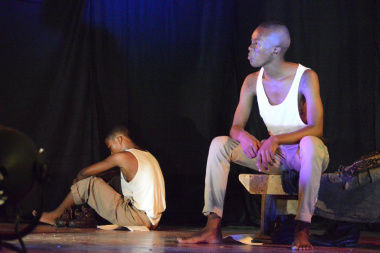 Our Hope Drama Group was declared the winner after a thought-provoking performance