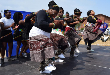 Our rich heritage was expressed by a variety of traditional dances on Heritage Day in the Western Coast