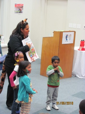 Red Cross Partners with City of Cape Town for International Children's Day