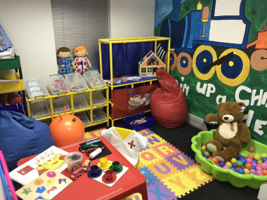 Child Play Therapy Room