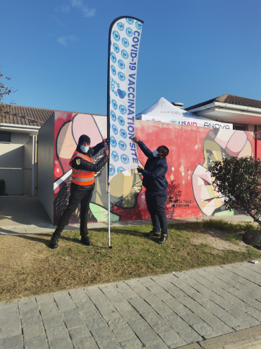 Delft community healthcare workers
