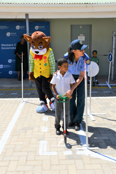 JTTCs are small-scale simulated road environments built at primary schools to teach children about road safety in a play environment.