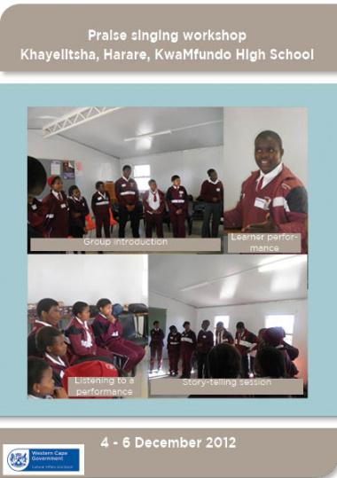 praise singing workshop