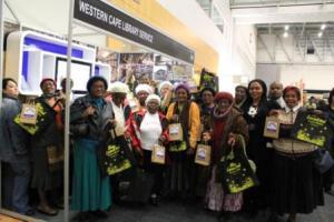 Ikamva Labantu senior citizens book clubs